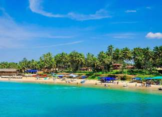 South Goa places to visit - India