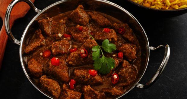Goan Pork Vindaloo is one of the best Goa foods
