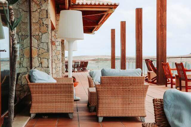 vacation rentals for a trip