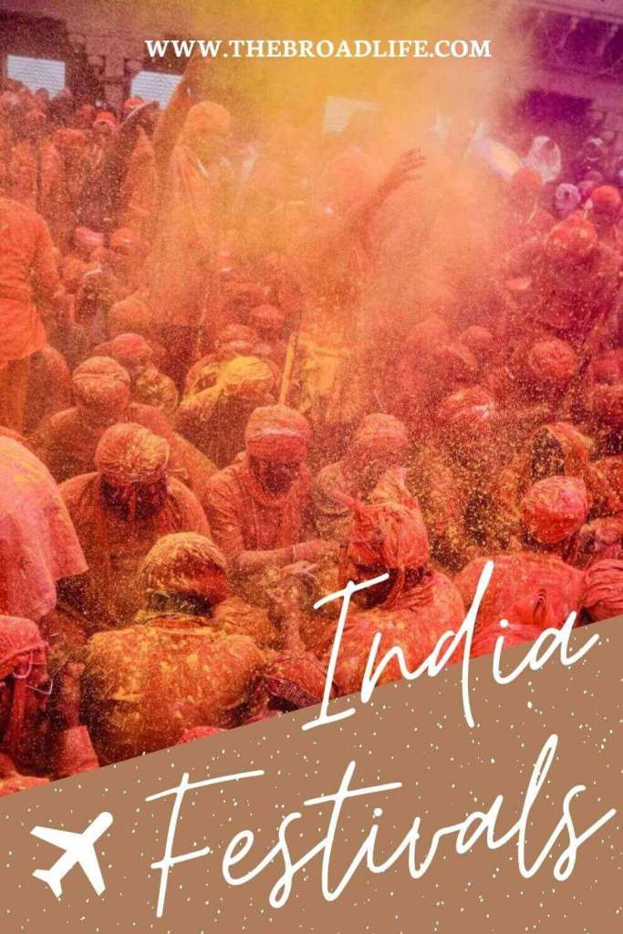 India festivals - The Broad Life's pinterest board