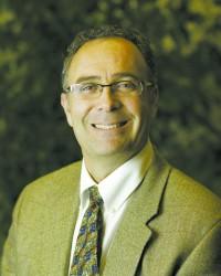 Dr. Patrick Lanning, vice president of Chemeketa Community College.