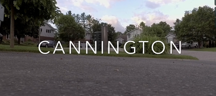 Beauty of Cannington captured in drone video