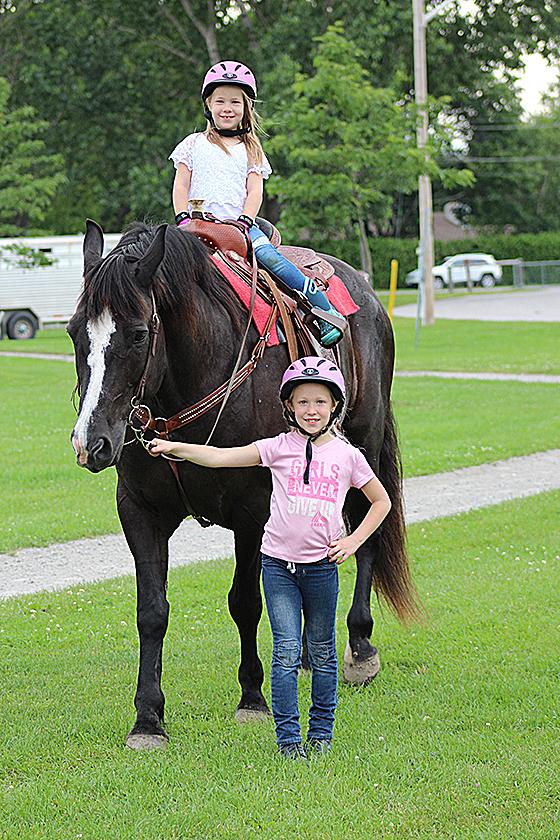 horse kids