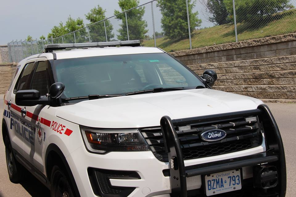 Police searching for suspects after burial plots damaged in Uxbridge