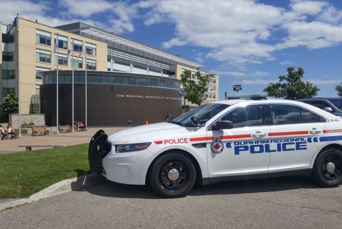 Durham Regional Police officer charged with assault