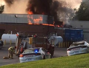Lakeridge Health Port Perry fire