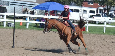 barrel racing 1