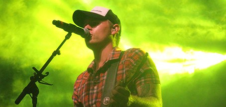 James Barker Band wins Country Album of the Year