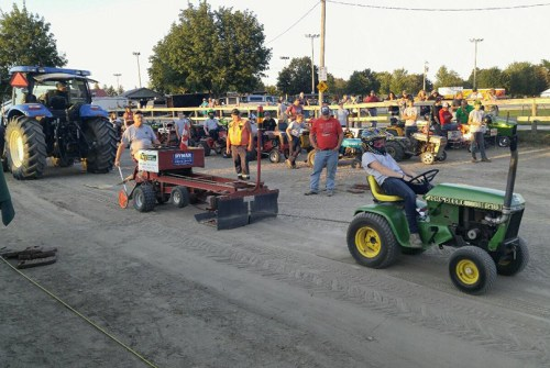 Fall fair in Sunderland fires up Tuesday night