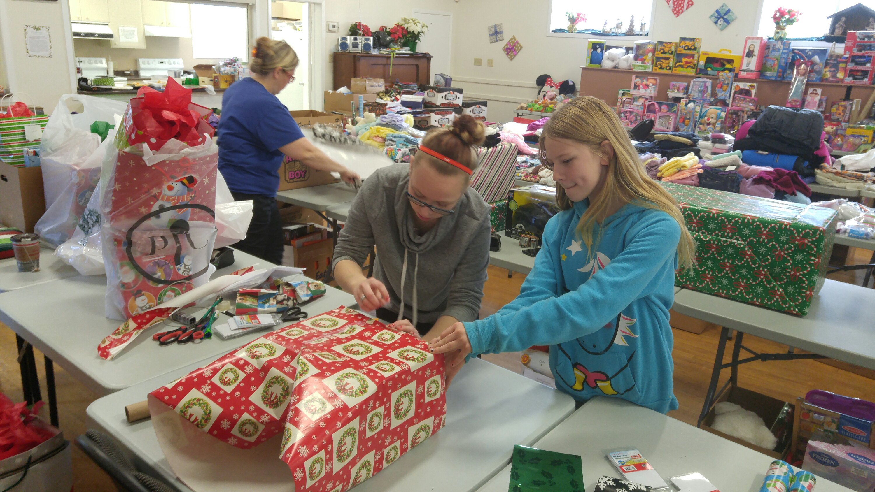 Final numbers in for Brock/Norma Green Christmas Wish program