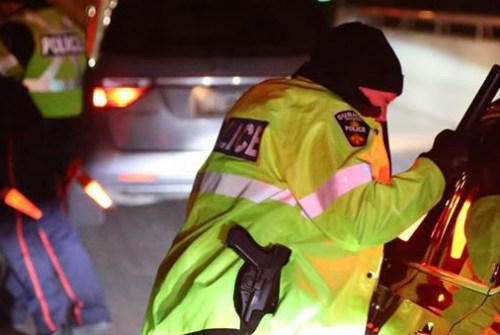 Three township residents charged with impaired driving during RIDE campaigns in Durham, York