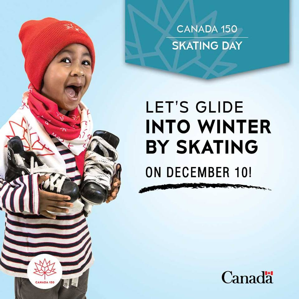 Celebrate Canada with free public skating in Beaverton
