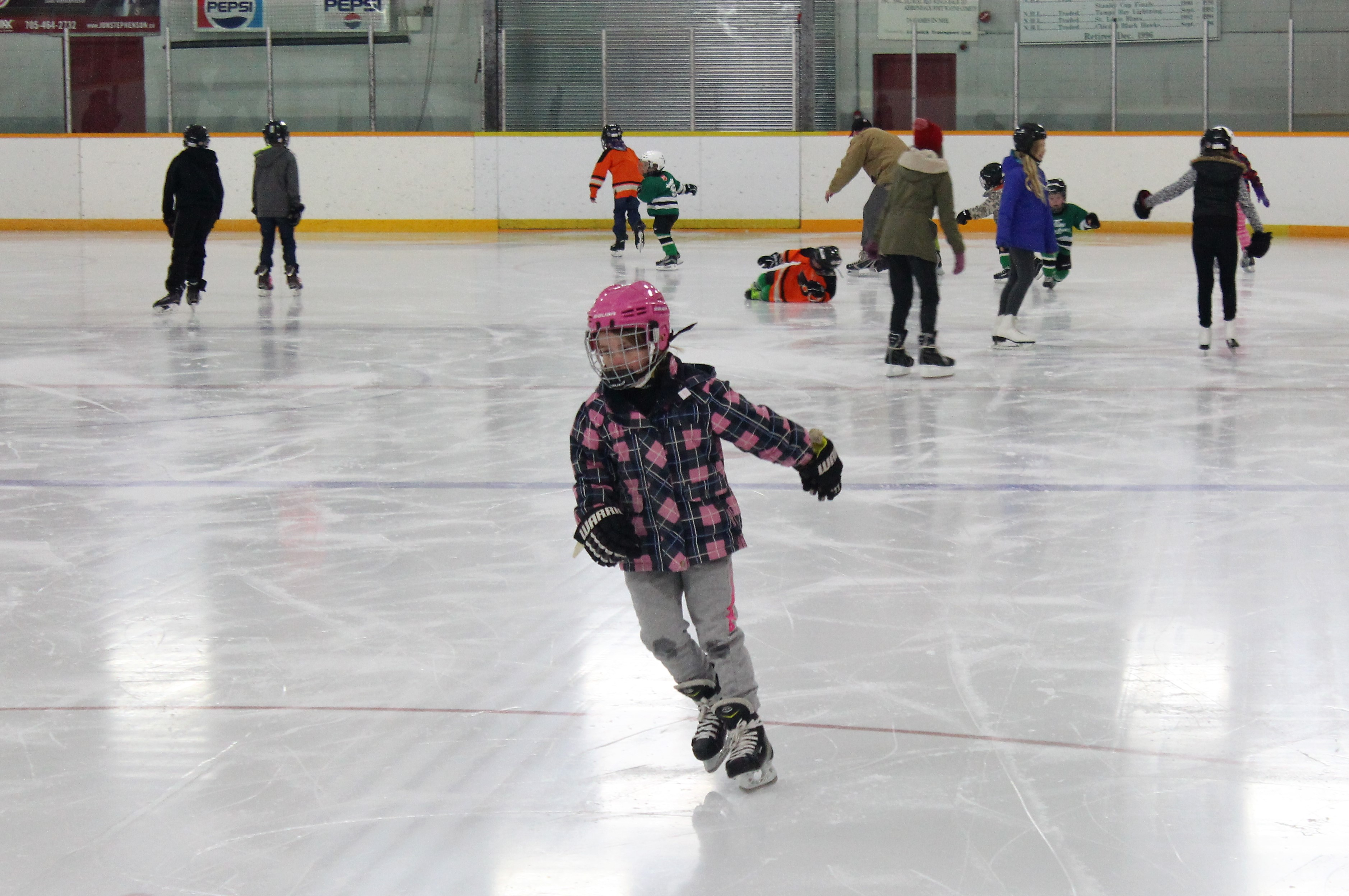 Free public skating returns to Brock arenas this holiday season