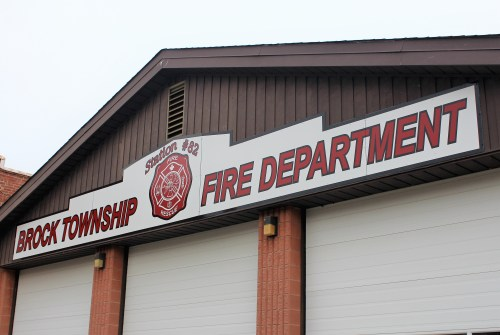 Township of Brock Fire Department Master Fire Plan Public Survey