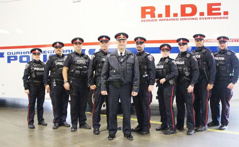 Durham Regional Police wrap up Festive RIDE