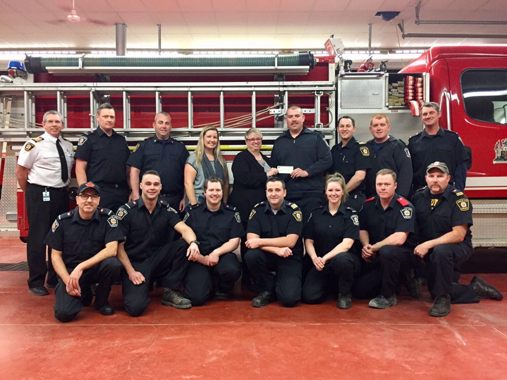 Beaverton firefighters reel in support for North House