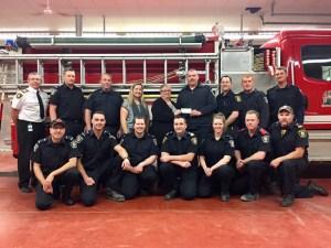 Brock Fire Department