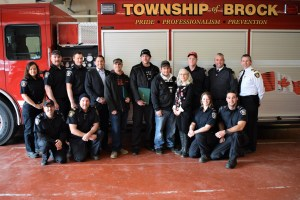 Ice Hut Rescuers and Firefighters 3