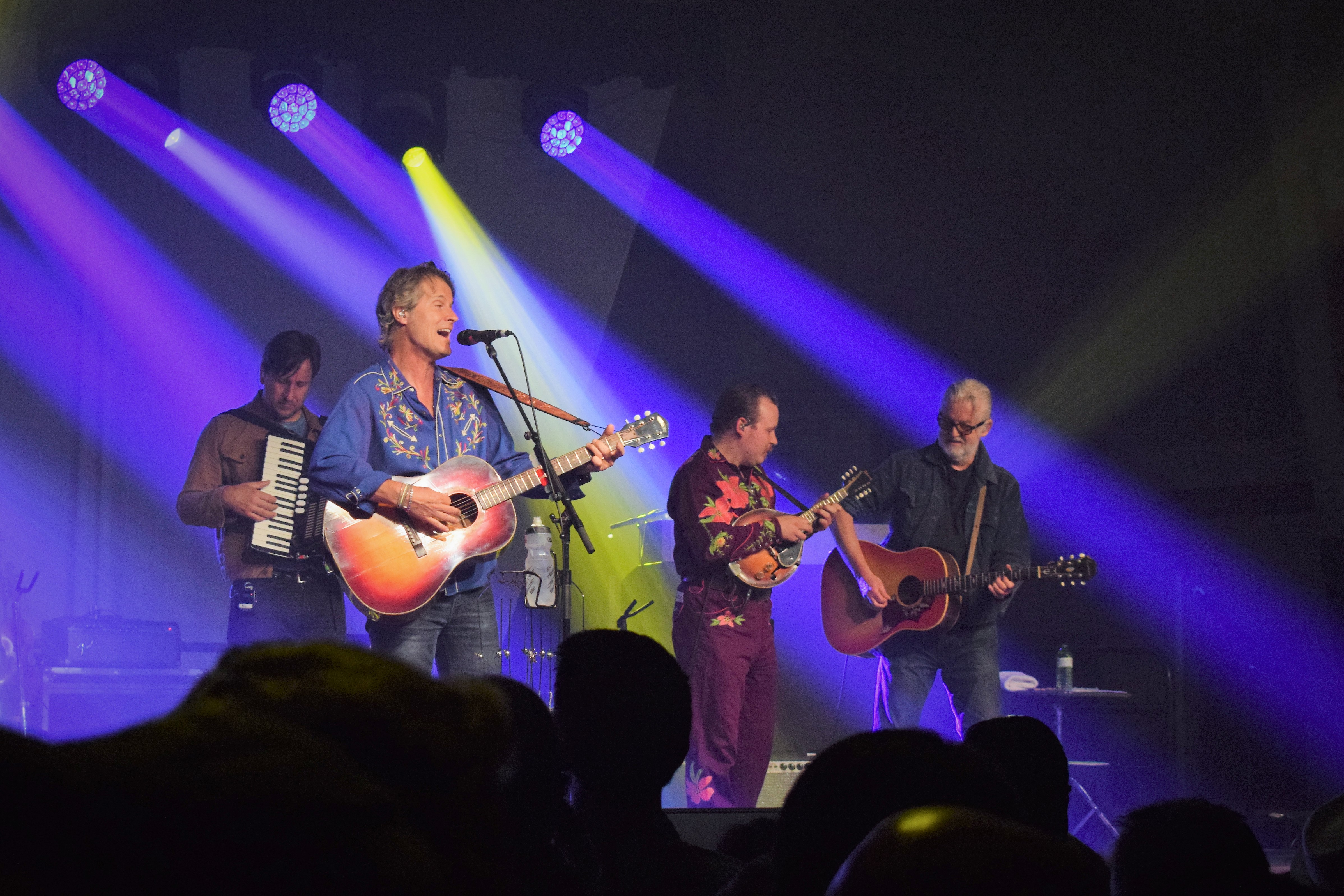 Blue Rodeo and Devin Cuddy Band return to Sunderland stage