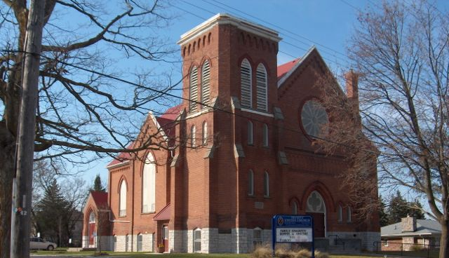 Trinity United Church in Cannington to mark its 190th anniversary this weekend