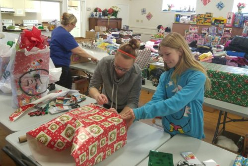 Christmas Wish program firing up for the holidays