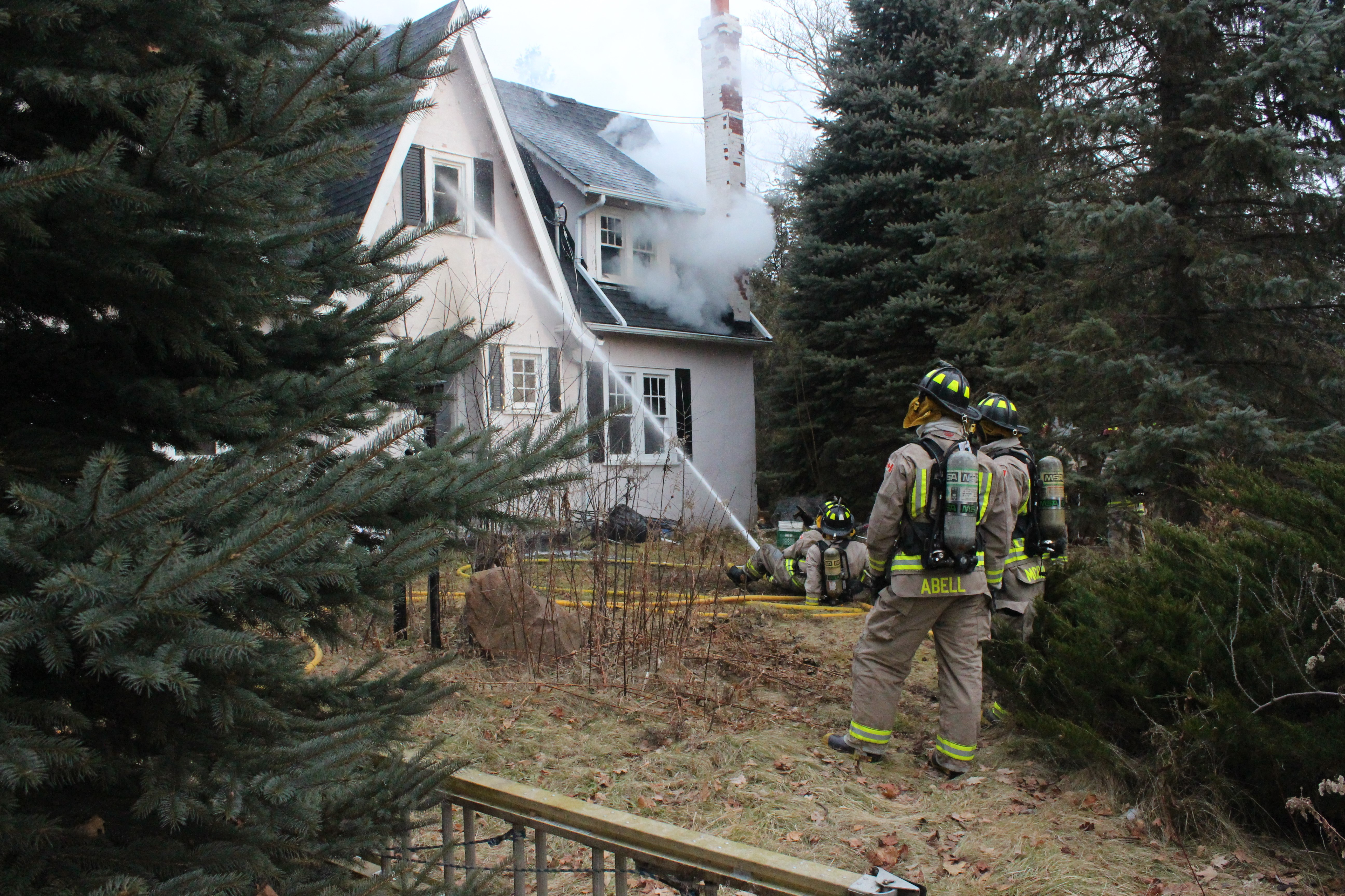 Cannington house fire likely started due to electrical issue, owner says