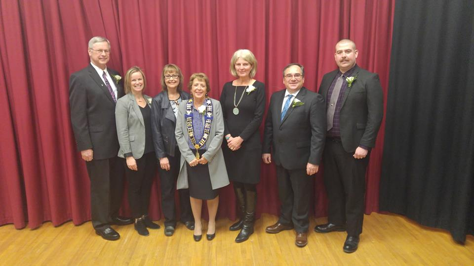 New term of township council gets underway as members sworn-in