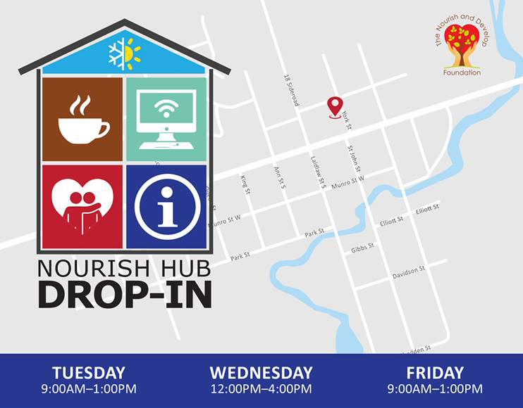 New drop-in program launches in Cannington to get residents out of the cold