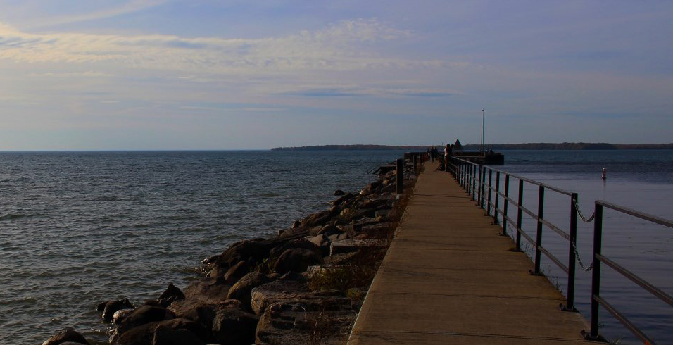 Two beaches in North Durham posted by health department