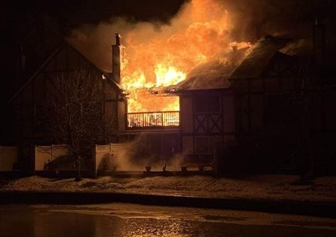 Fundraiser set for victims of Lagoon City fire