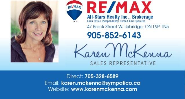 Karen McKenna ad