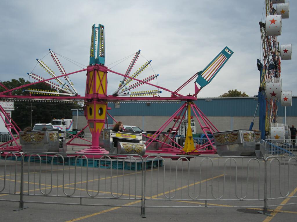 Midway returning to Beaverton Fall Fair this year