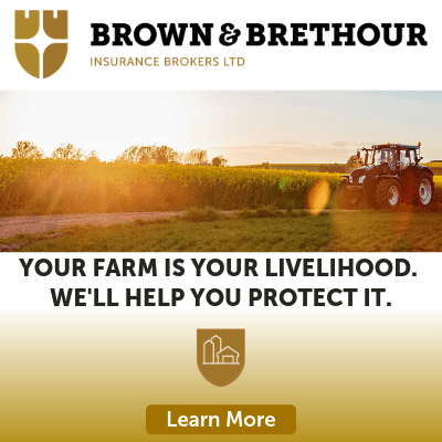 Brown and Brethour ad