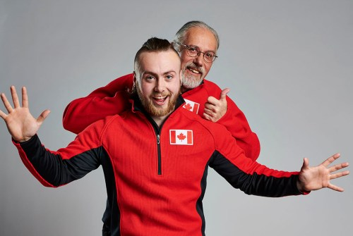 Sunderland duo hopes to hit the ground running on The Amazing Race Canada