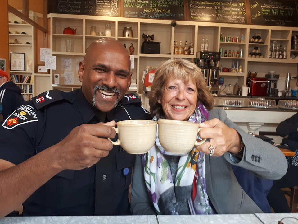 'Coffee with a Cop' runs Thursday in Sunderland
