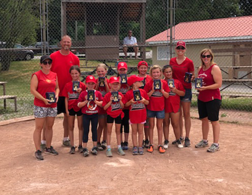 Sunderland Mites squad closes out season with tournament title