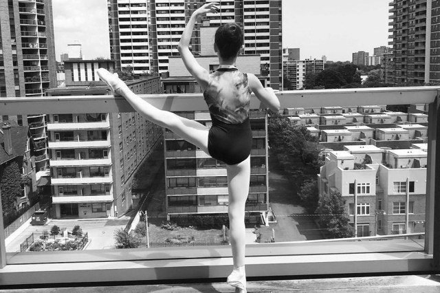 Brock student getting ready to live out her dreams at Canada's National Ballet School