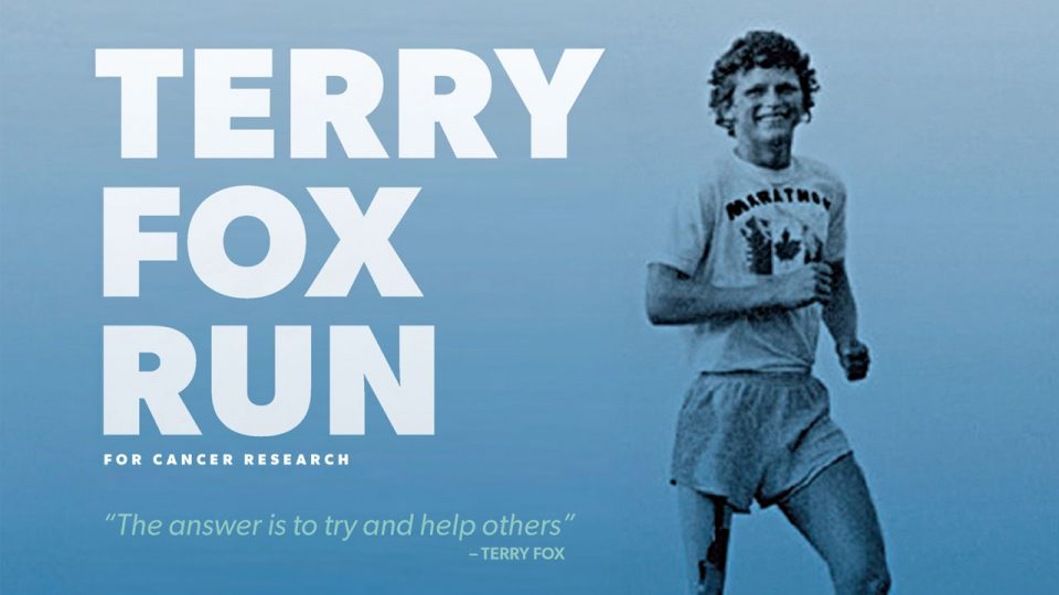 Terry Fox Run set for Sunday in Beaverton, Sunderland