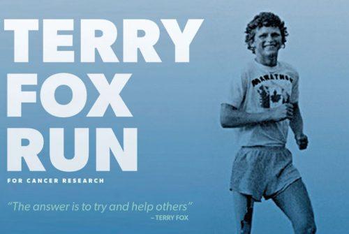 Terry Fox Run set for Sunday in Beaverton, Sunderland