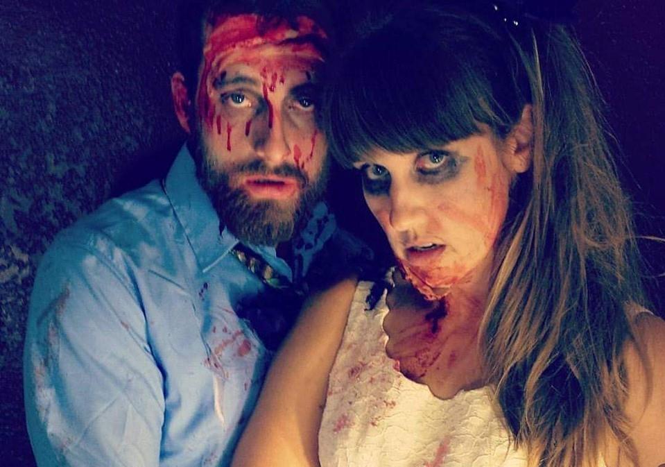 Halloween Jack & Jill for Logan Shaw and Crystal Burney
