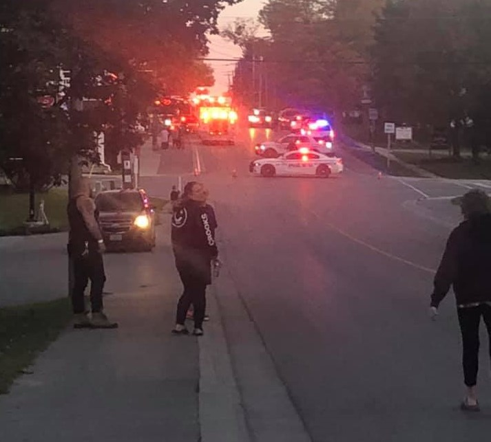 Two people reportedly rushed to hospital following explosion in Zephyr