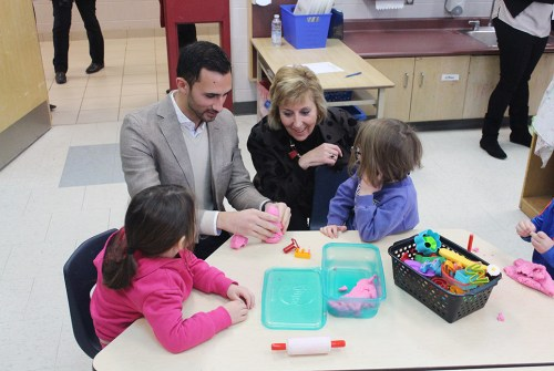 Province investing more than $500,000 for new childcare spaces in Cannington
