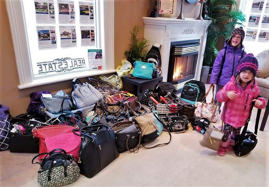 Still time to take part in Fill a Purse for a Sister