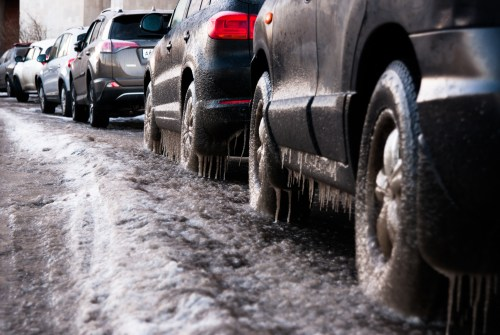 Is your vehicle ready for winter? Here's a checklist