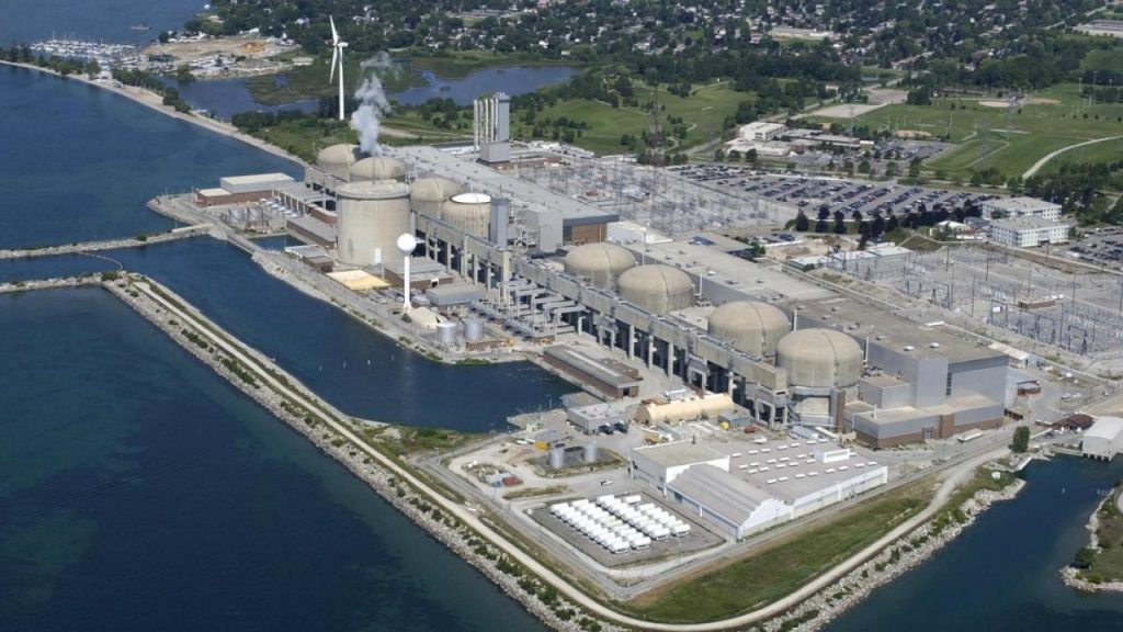 Province launches investigation into accidental alert about nuclear plant