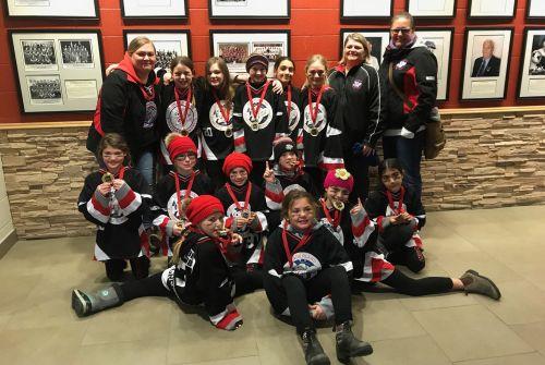 U10 Stingerz squad wins tournament title in Newmarket
