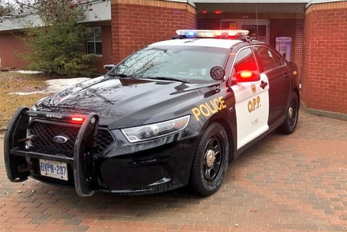 Woodville man charged with impaired driving following traffic complaint