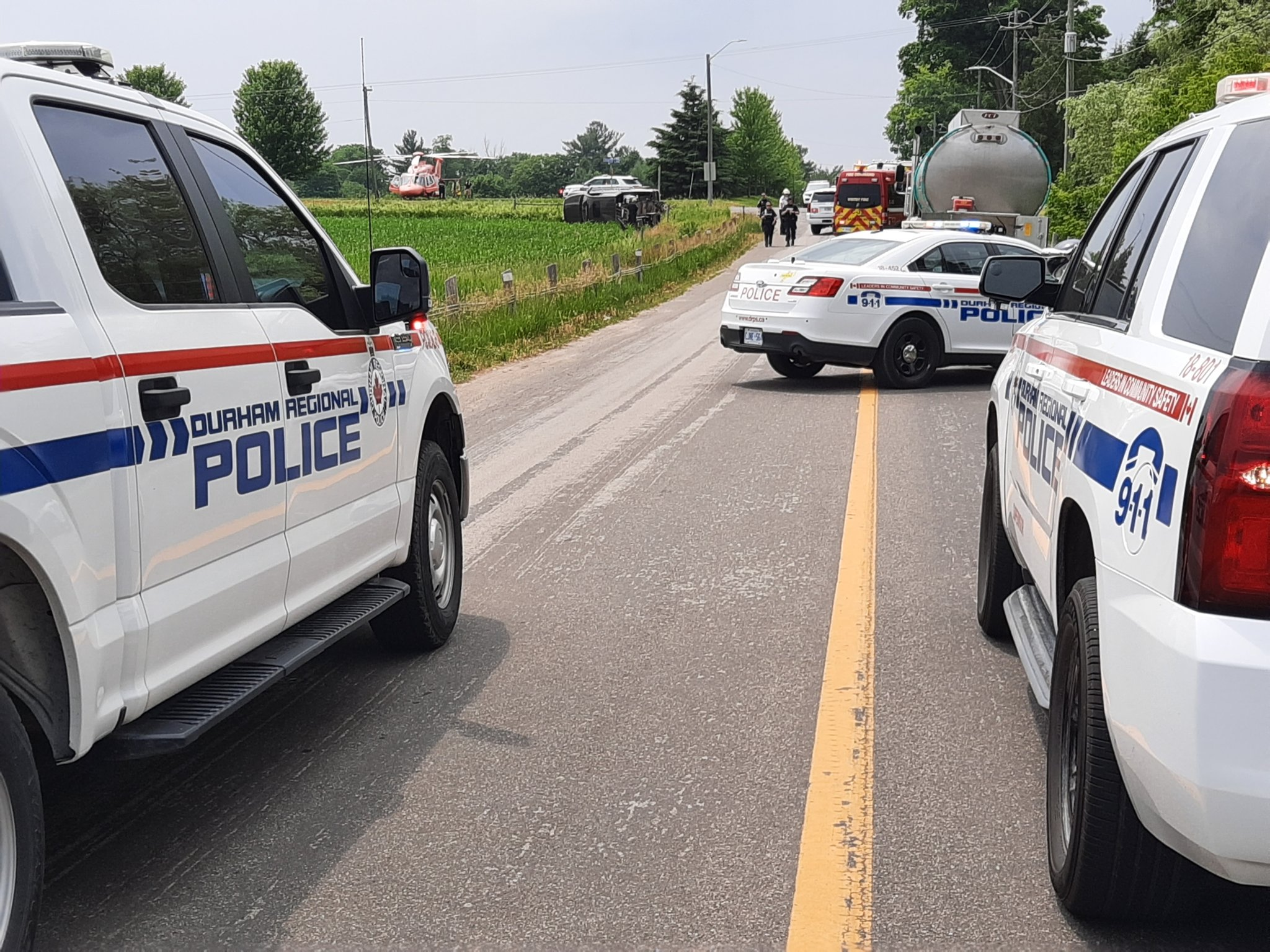 One dead following collision in Whitby