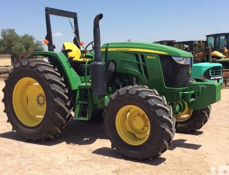 Farm tractor stolen from Arglye area