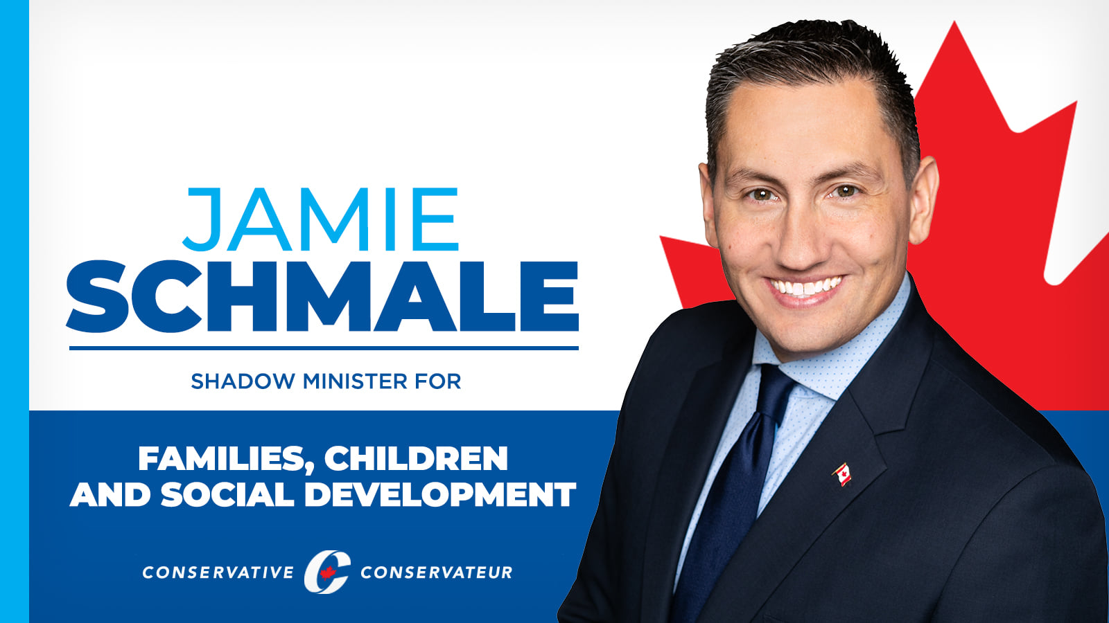 Area MP named to Conservative shadow cabinet